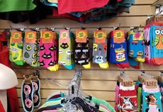 Fun Socks - Misc. Vendors